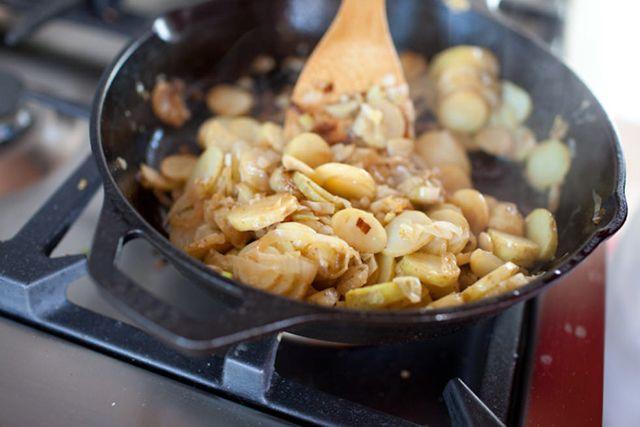 Scrummy Warm Arugula Salad Recipes — Dishmaps