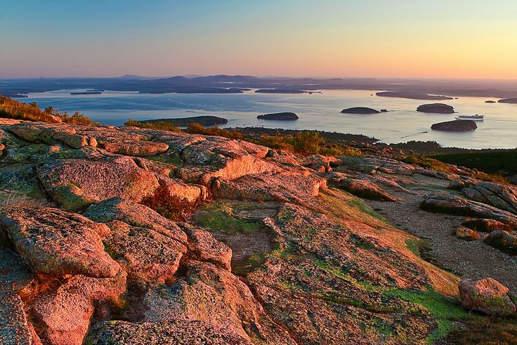 cadillac mountain maine maine my favorite place on earth pinte. Cars Review. Best American Auto & Cars Review