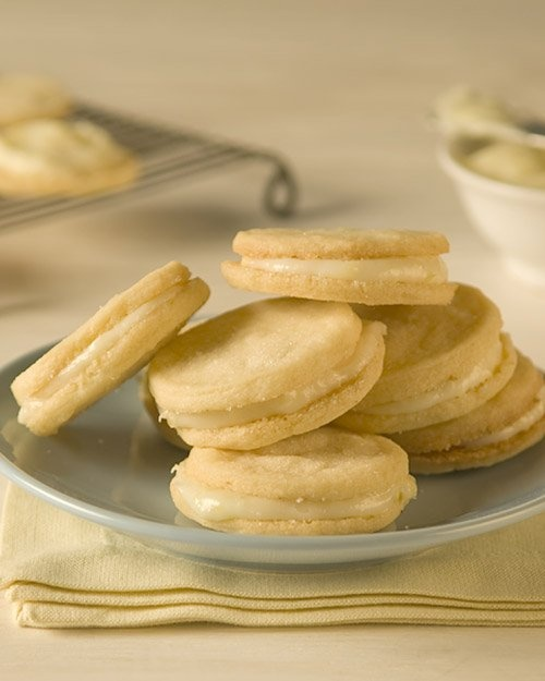 Lemon Sandwich Cookies - Martha Stewart Recipes