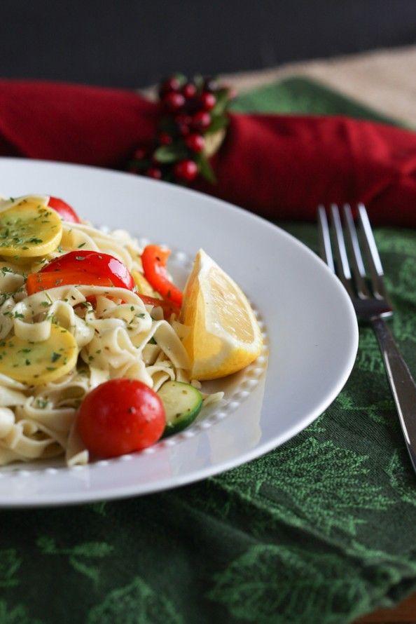 Pasta Primavera | foodnfocus.com