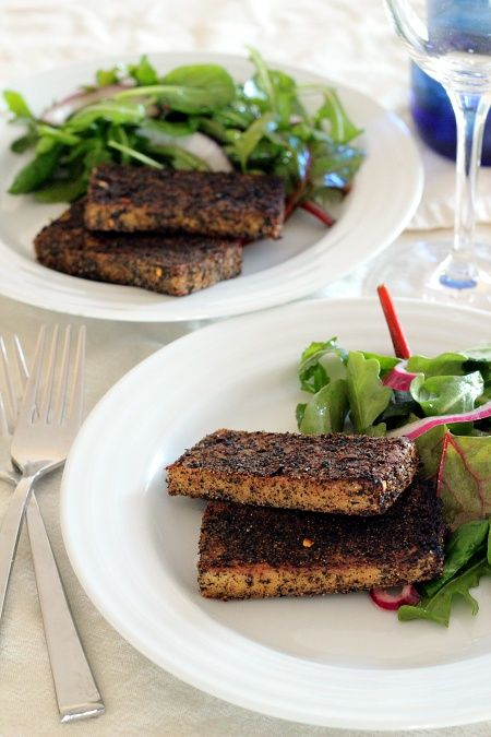 Sweet and Smoky Dry Rub Tofu | eAts ~ appetizers & snacks. | Pinterest