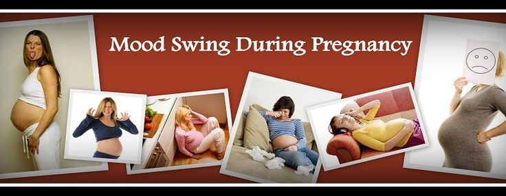 how to stop mood swings during pregnancy