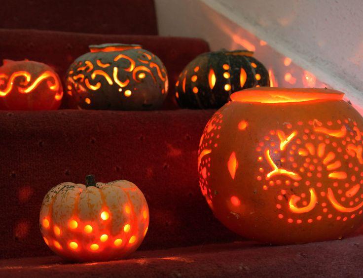 Patterns Pumpkin Carvings My Pumpkin Carvings Pinterest