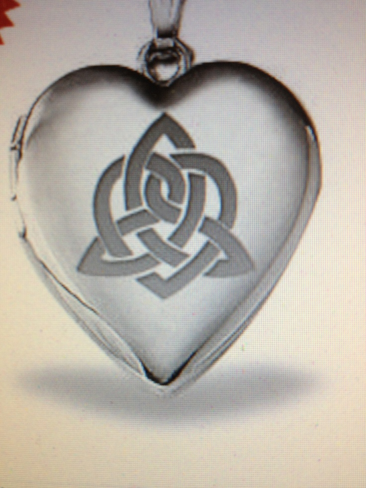 Celtic Brother And Sister Symbol