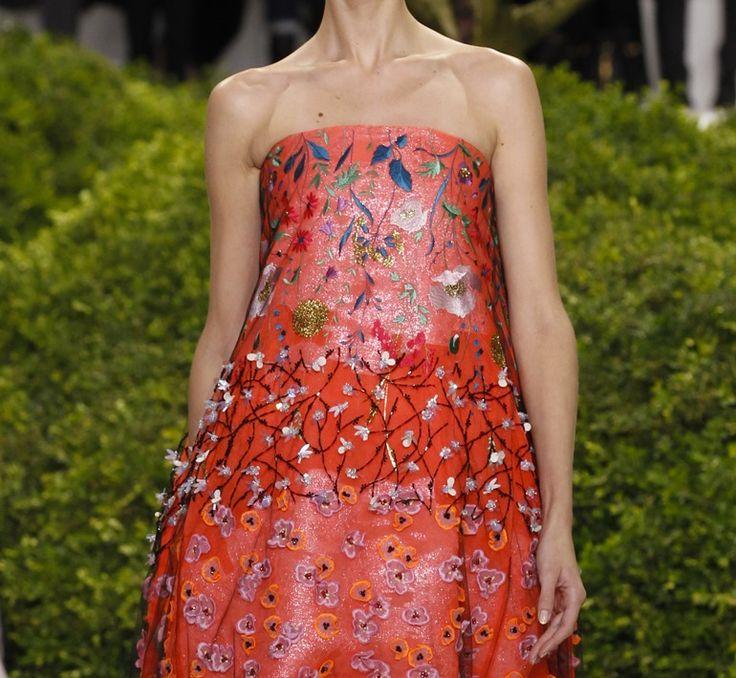 Haute Couture Printemps-été 2013