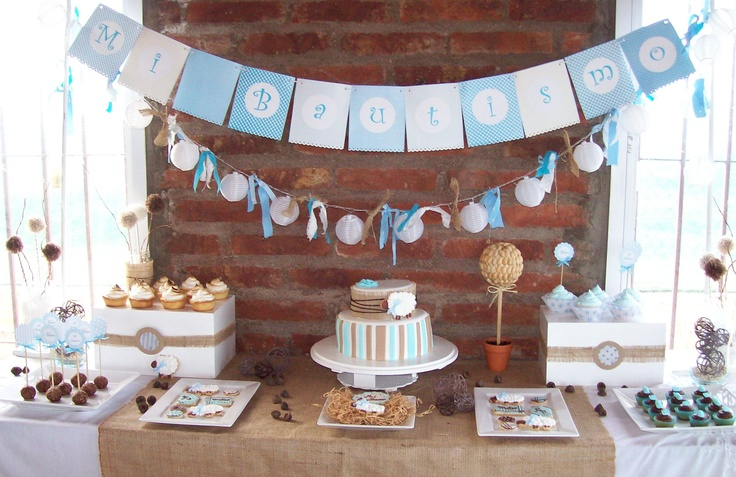 baptims party | just b.CAUSE