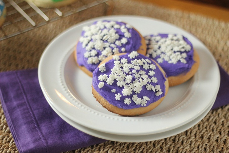 Lofthouse Style Soft Sugar Cookies - Blog is the New Black