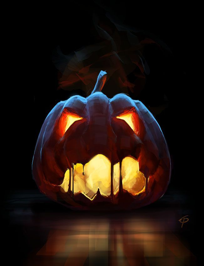 Very cool jack o lantern halloween season pinterest Awesome pumpkin drawings