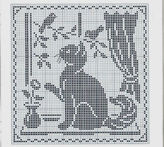 Схема вышивки килиманджаро 37