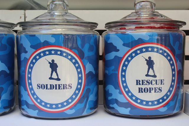 army party supplies online