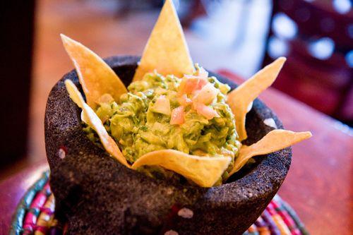 Guacamole at Taqueria Tiaxcalli yumm! | Food Glorious Food | Pinterest