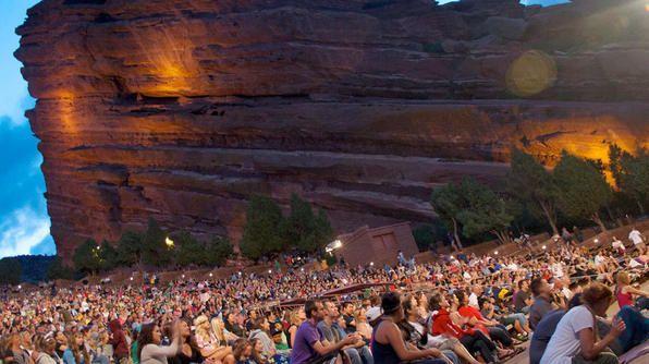 Must go to Film on the Rocks -- Denver!