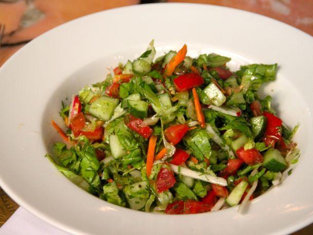 Israeli Salad | foodie | Pinterest
