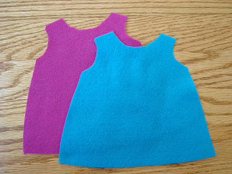 Tutorial An Easy Baby Doll Dress
