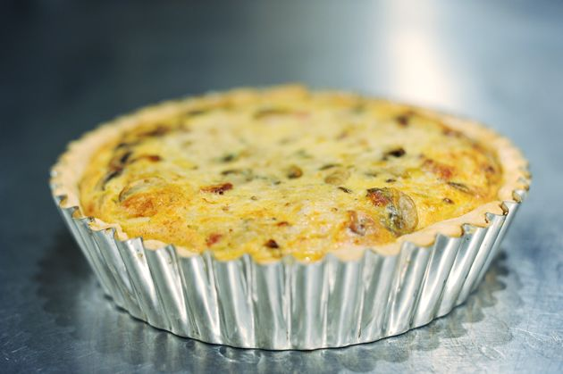 Pioneer Woman's Quiche | Recipe