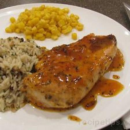 Honey Mustard Chicken Recipe | Chicken Recipes | Pinterest
