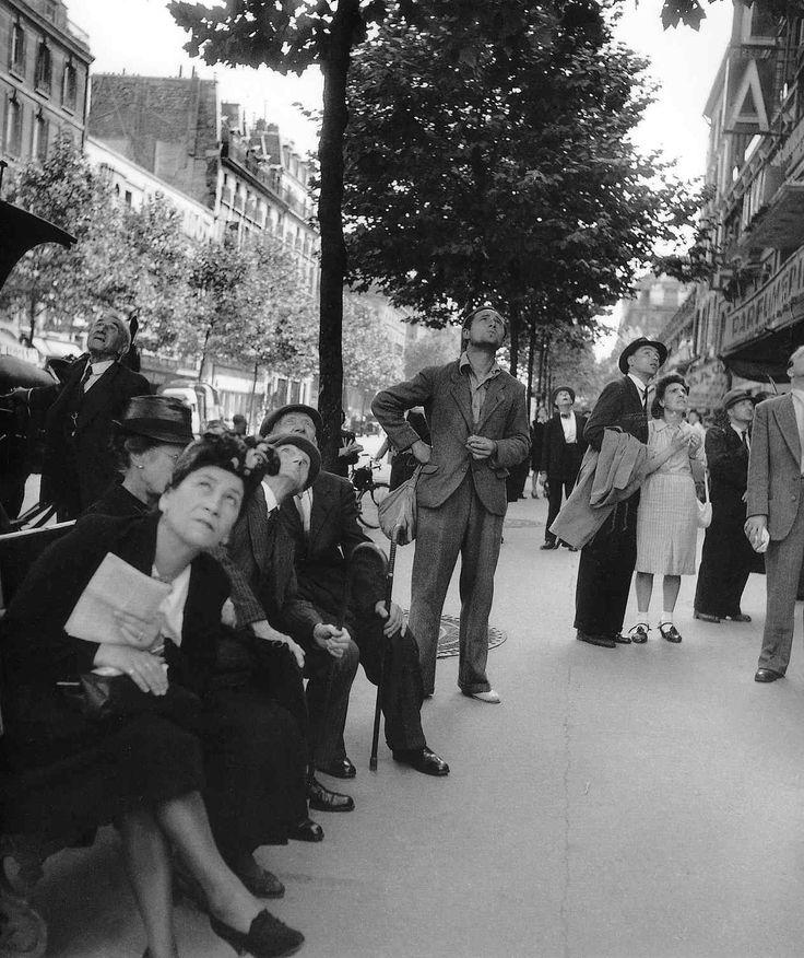 Robert Doisneau - Paris
