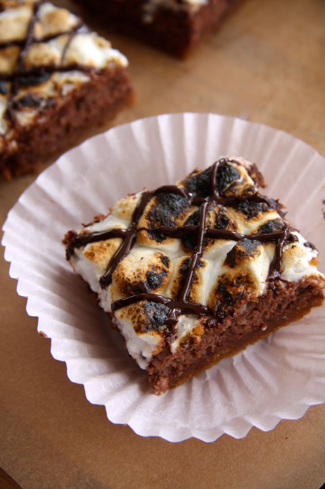mores Cheesecake Bars | Dessert! | Pinterest