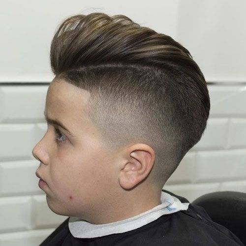 31 Cute Boys Haircuts Cool and School Ready recommend