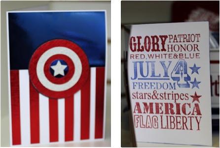 Captain America Card <3