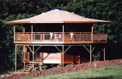 Multi Facetted Homes Hawaii Cabin Kits Pinterest
