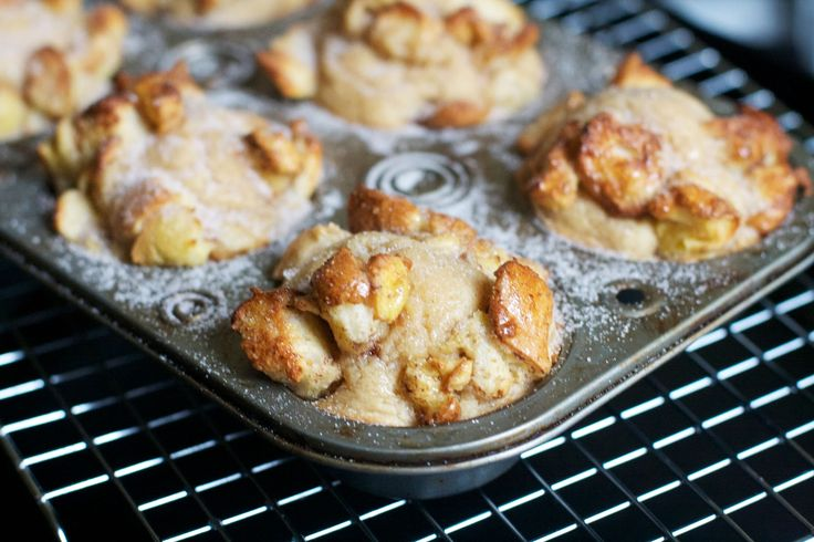 Cinnamon French Toast Muffins | What Beats Breakfast? | Pinterest