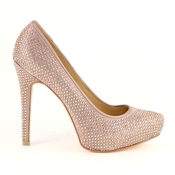 DIY - rhinestone your heels | Pimp your pumps | Pinterest