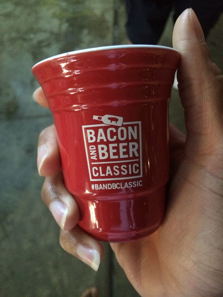 Bacon & Beer Classic 2014
