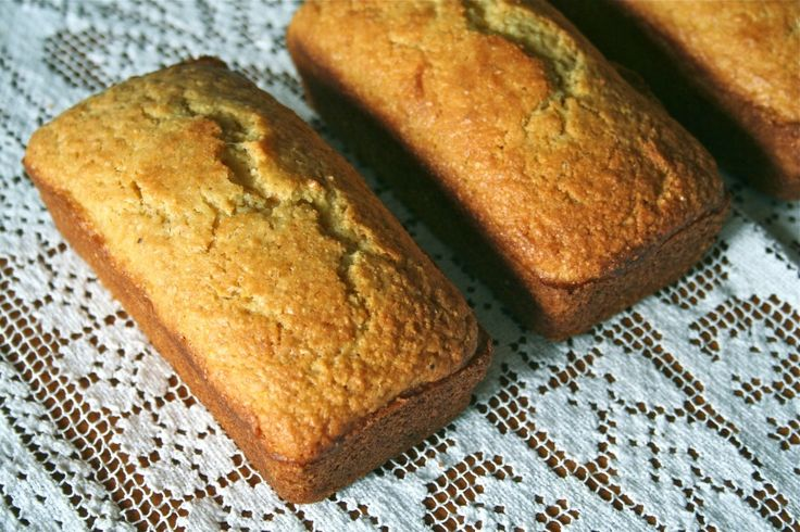 Brown Butter Cornbread from Anecdotes and Apples
