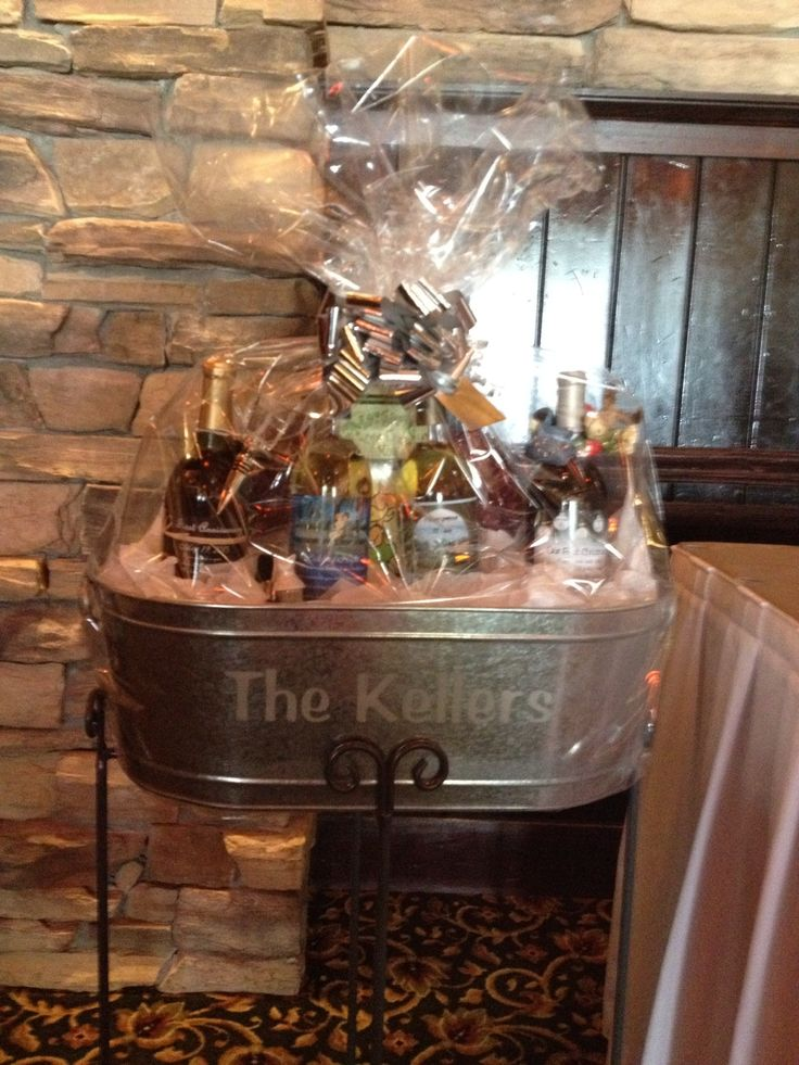 Gift Basket For Bride And Groom Wedding Night - Tbrb.info