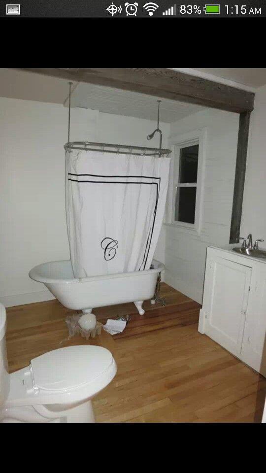 Rehab addict bathroom new addition pinterest for Bathroom rehab