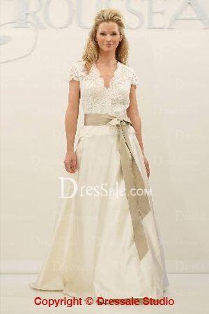 Pinterest for Elegant wedding dresses for mature brides
