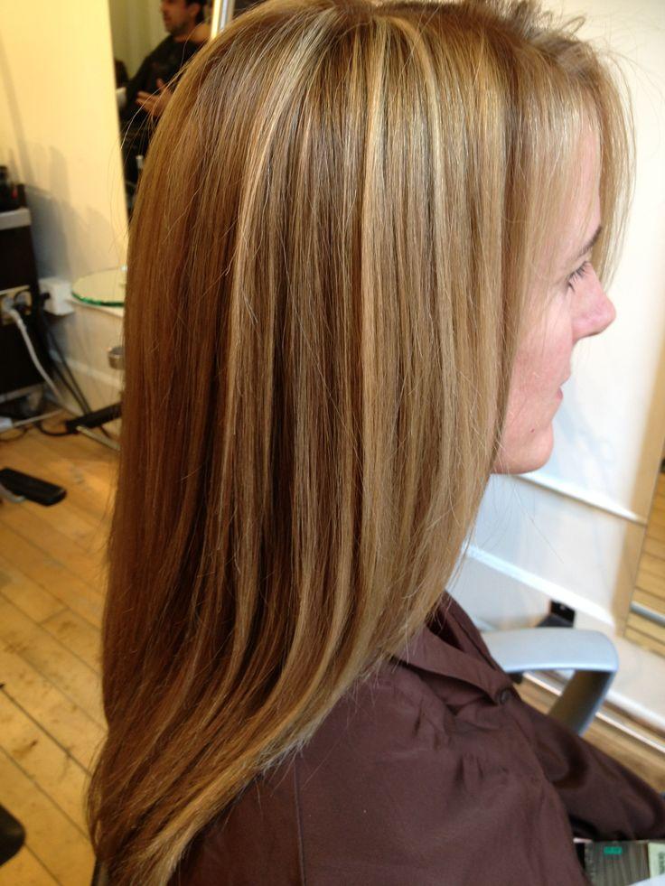 Sandy Blonde Hair Color By Tammi Savic Pinterest