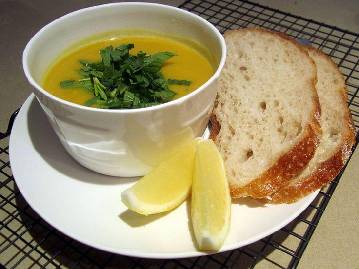 Thai Pumpkin Soup | Recipes: Soup | Pinterest
