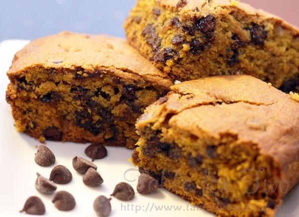 pumpkin chocolate chip bars | Bars & Brownies | Pinterest