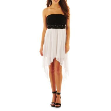 White Prom Dresses Jcpenney 17
