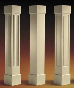 Craftsman Non Tapered Columns For The Home Pinterest