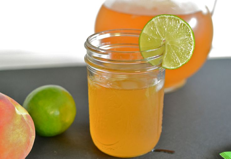 Summer: Mojito iced tea | Eating Seasonally | Pinterest