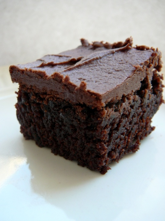 Perfect Brownies Recipe — Dishmaps
