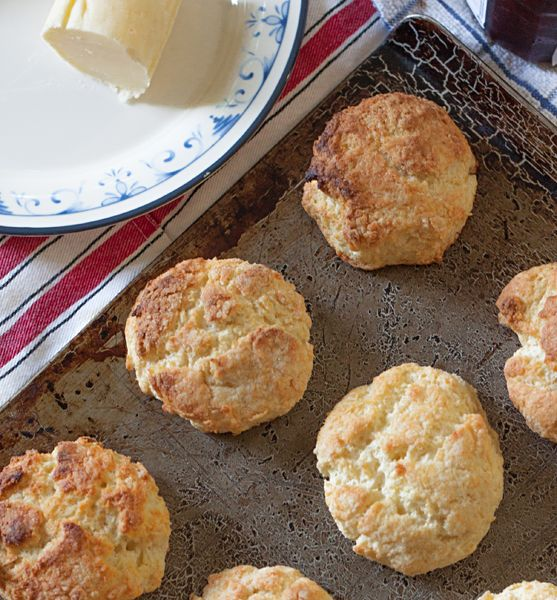 Baking Powder Biscuits | Recipe