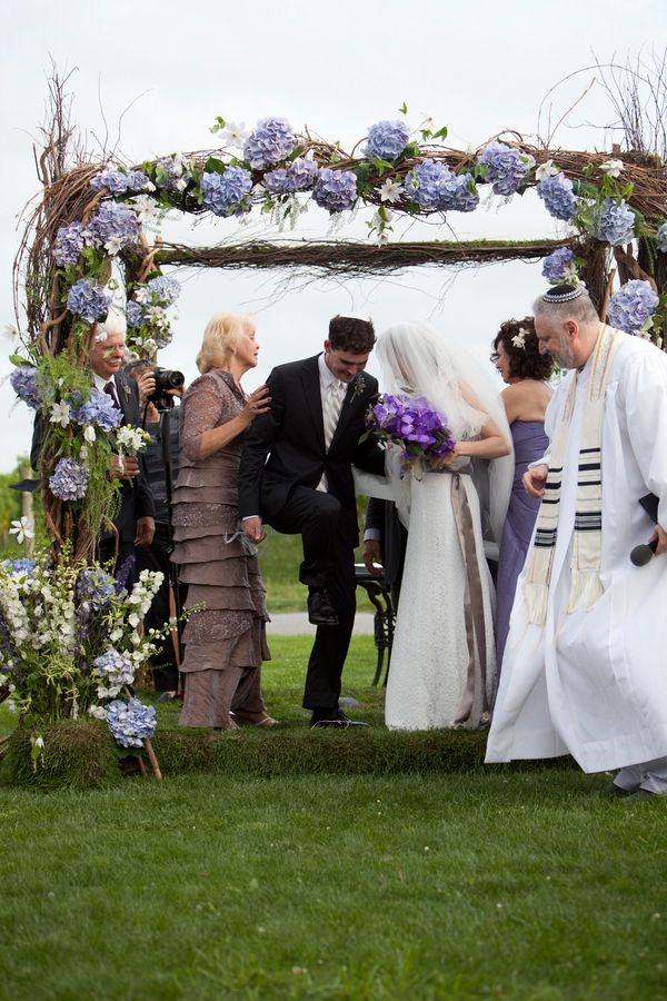 Jewish Wedding Ceremony In New York