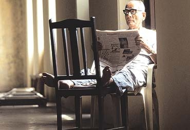 essay on old age home