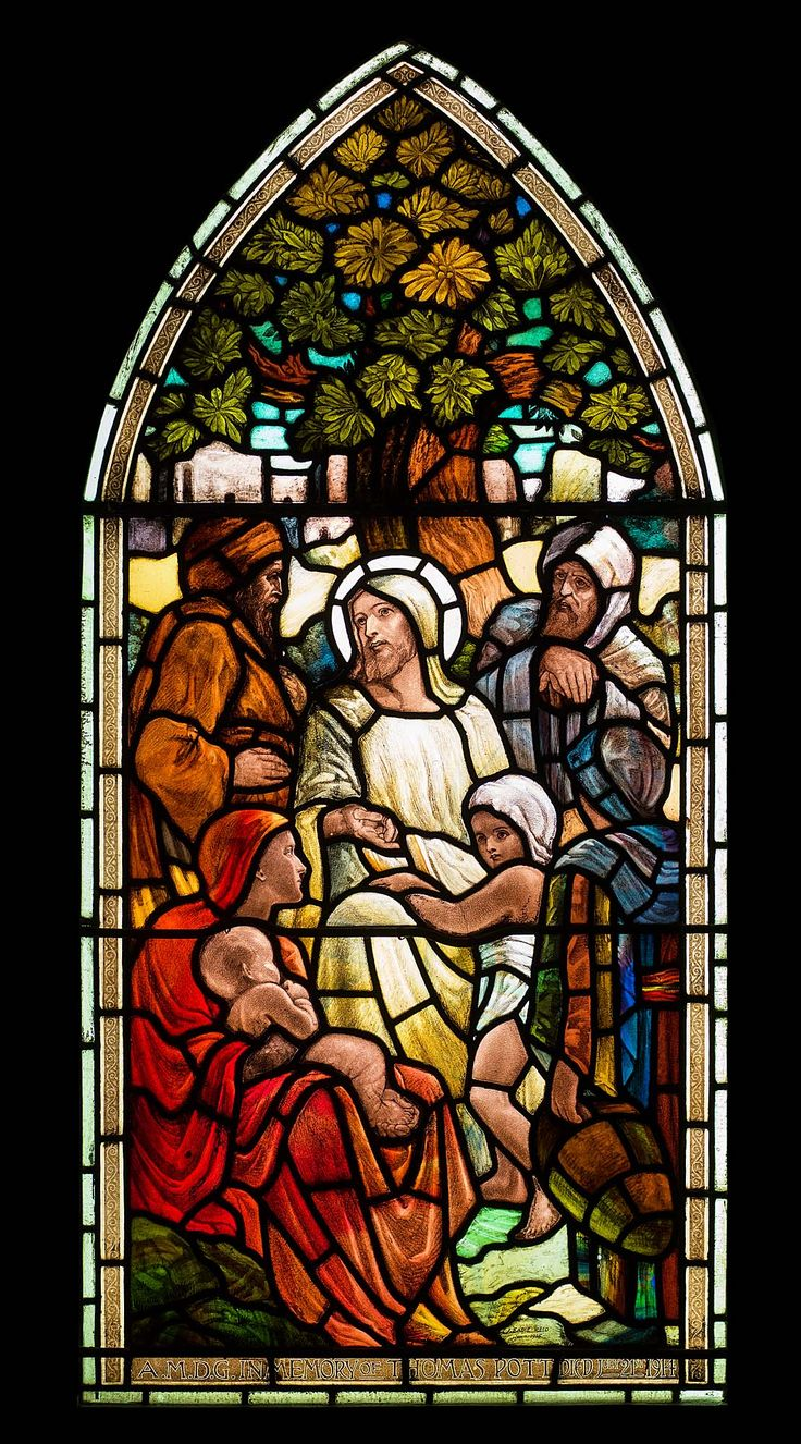 Antique Stained Glass Window Stained Glass Pinterest