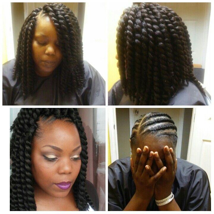 Crochet Hair For The Beach : ... senegalese senegalese styles braids bulk crochet braids hair forward