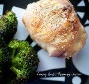 Lemon~rosemary chicken | Food, food & food! :-D | Pinterest