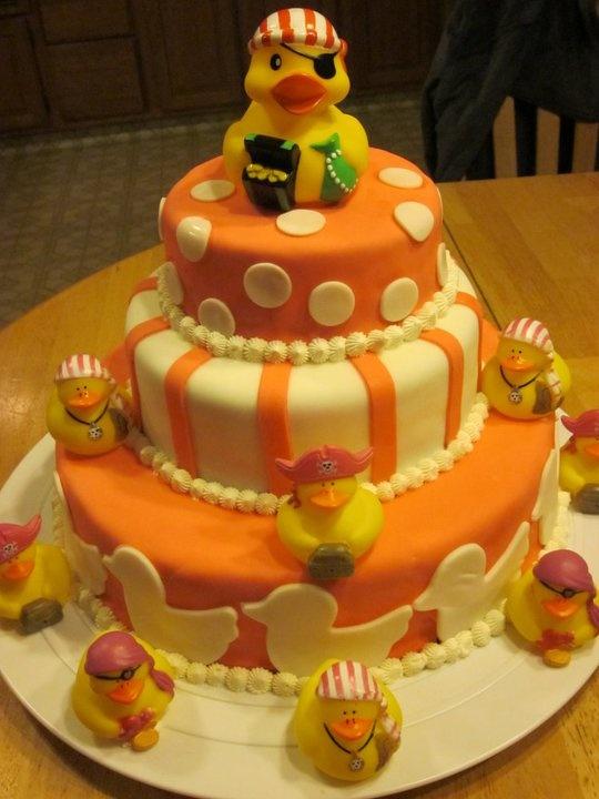 baby shower cake rubber duck cake my cakes pinterest