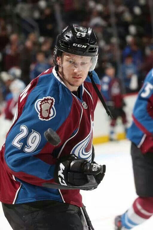 Nathan MacKinnon, Colorado Avalanche | Colorado Avalanche ...