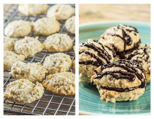 Hazelnut Sandwich Cookies   Recipe