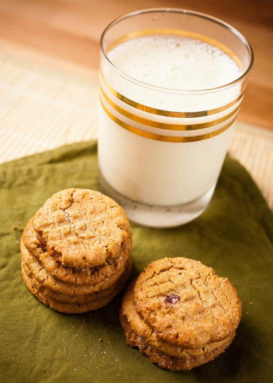 Peanut Butter Bacon Cookies | Recipes & Food | Pinterest