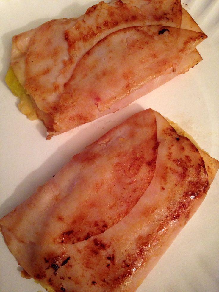 Grilled Ham And Cheese With Cornichon Spread Recipes — Dishmaps